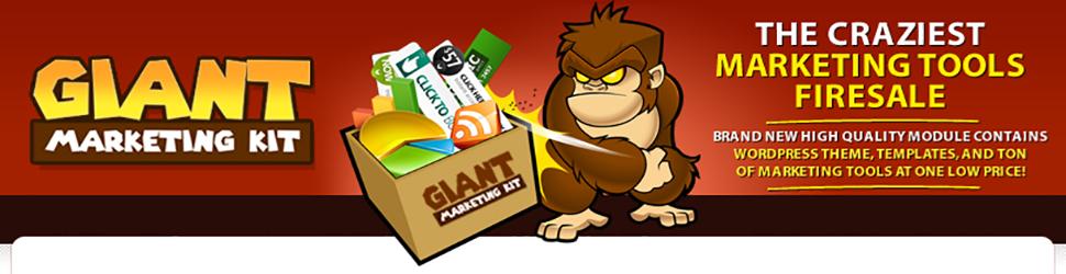 Giant Marketing Kit