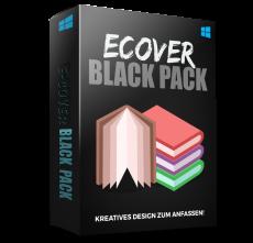E-Cover Black Pack. (RR)