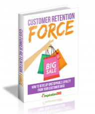 Customer Retention Force. (MRR)
