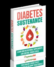 Diabetes Sustenance. (MRR)
