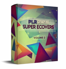 100 Super Ecovers volume 2. (MRR)