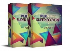 200 Super E-Covers Volume 2. (MRR)