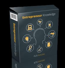 10 Entrepreneur Knowledge PLR Artikel.