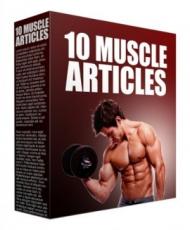 10 Bodybuilding Artikel. (PLR)