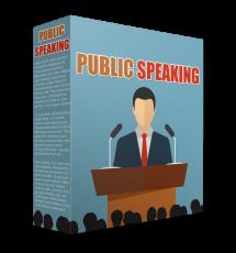 25 Public Speaking Artikels. (Englische PLR)