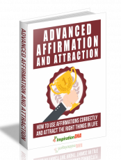 Advanced Affirmation and Attraction. (Englische PLR)