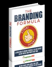 The Branding Formula. (PLR)