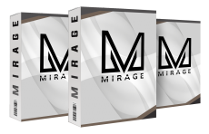 Mirage - The Ultimate Graphics Solution Curate. (Empfehlung)