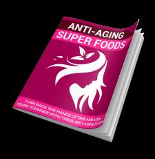 Anti-Aging Super Foods. (Englische PLR)
