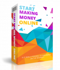 Start Making Money Online. (PLR)