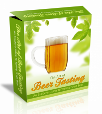 Beer Tasting WP HTML PSD Template. (Englische PLR)