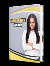 Wut abbauen. (Englische PLR)