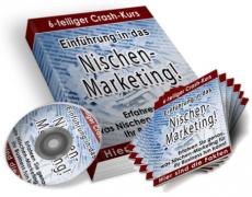 Einführung in das Nischen Marketing Crash Kurs. (PLR)