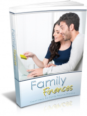 Family Finances. (MRR)