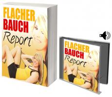 Flacher Bauch Report.