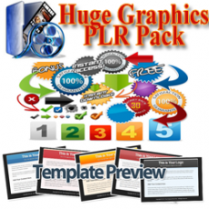 Huge Graphics. (PLR)