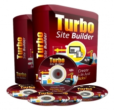 Turbo Site Builder. (PLR)
