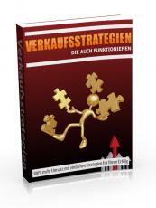Verkaufsstrategien,die auch funktionieren. (PLR)