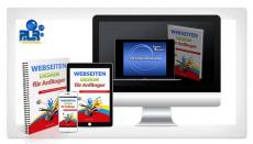 Webseiten-Design für Anfänger. (PLR)
