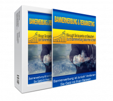 Bannerwerbung & Remarketing. (PLR + Bonus)