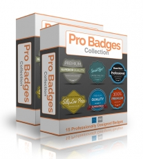 Pro Badge Pack.