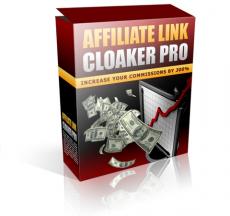 Affiliate Link Cloaker Pro. (PLR)