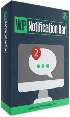 WP Notification Bar. (RR)