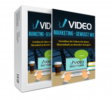 Video Marketing - Gewusst wie. (PLR+Bonus)