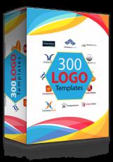 300 Logo Vorlagen.