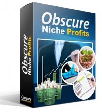 Obscure Niche Profits. (Englische MRR)