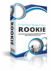 Content Marketing Rookie. (PLR)