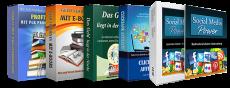 5 PLR E-Books Paket + Bonus