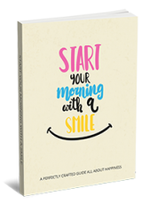 Start Your Morning With a Smile. (Englische PLR)