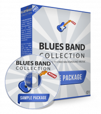 Blues Band Collection. (RR)