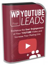 Youtube Leads Plugin.