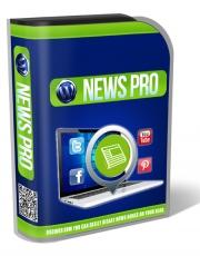WP News Pro. (MRR)
