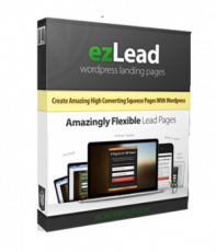 EZ Lead WP Plugin. (PLR)