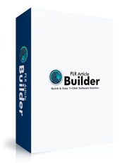 PLR Article Builder Software. (MRR)