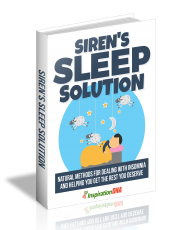 Sirens Sleep Solution. (MRR)
