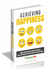 Achieving Happiness. (MRR)