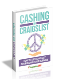 Cashing In On Craigslist. (MRR)