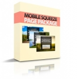 Mobile-Squeeze-Page-Package. (PLR)