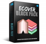 E-Cover Black Pack. (RR)