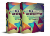 200 Super E-Covers Volume 2. (MRR)