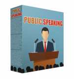 25 Public Speaking PLR Artikel.