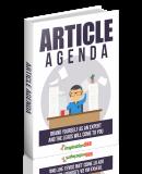 Article Agenda. (PLR)