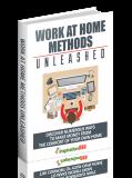 Work At Home Methods Unleashed. (Englische PLR)
