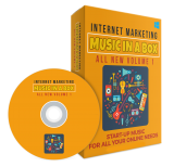 Internet-Marketing-Musik in einer Box Band 1. (RR)