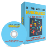 Internet-Marketing-Musik in einer Box Band 2. (RR)