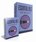 Essential Oils PLR Articles. (PLR)